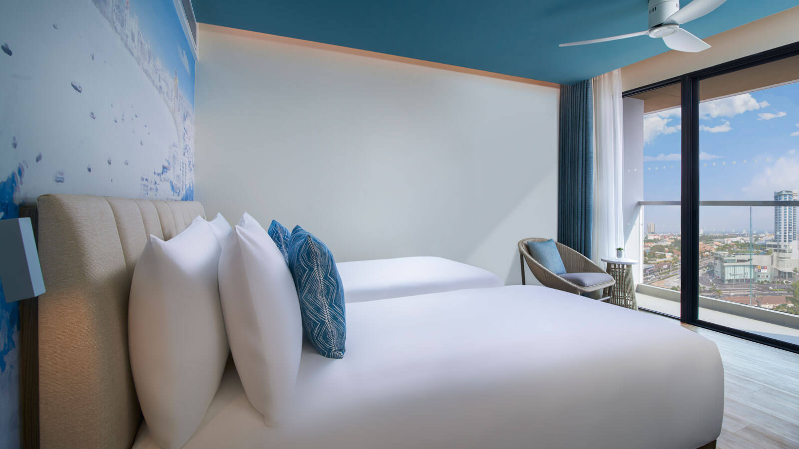 Ultimate Experience Package - OZO North Pattaya